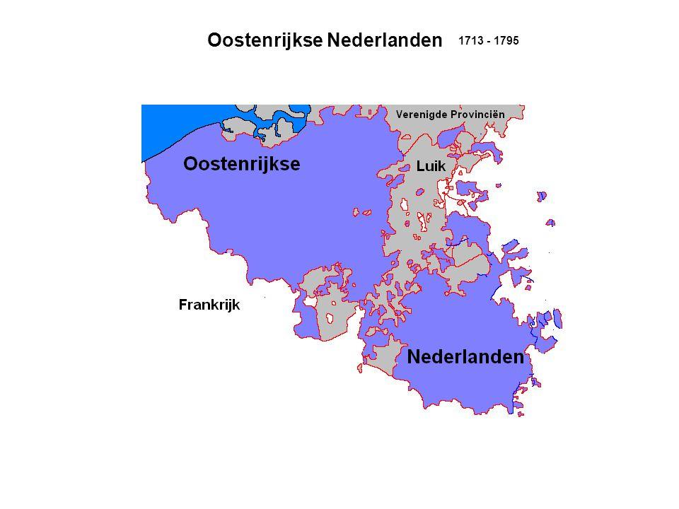 Oostenrijkse Nederlanden 1713 - 1795