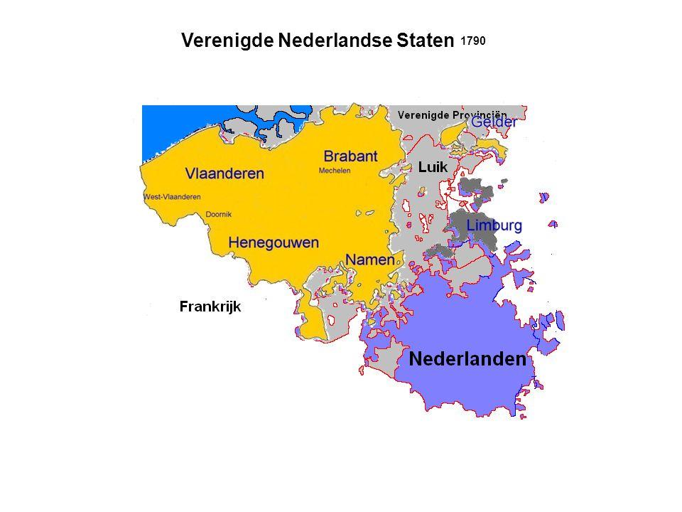Verenigde Nederlandse Staten 1790