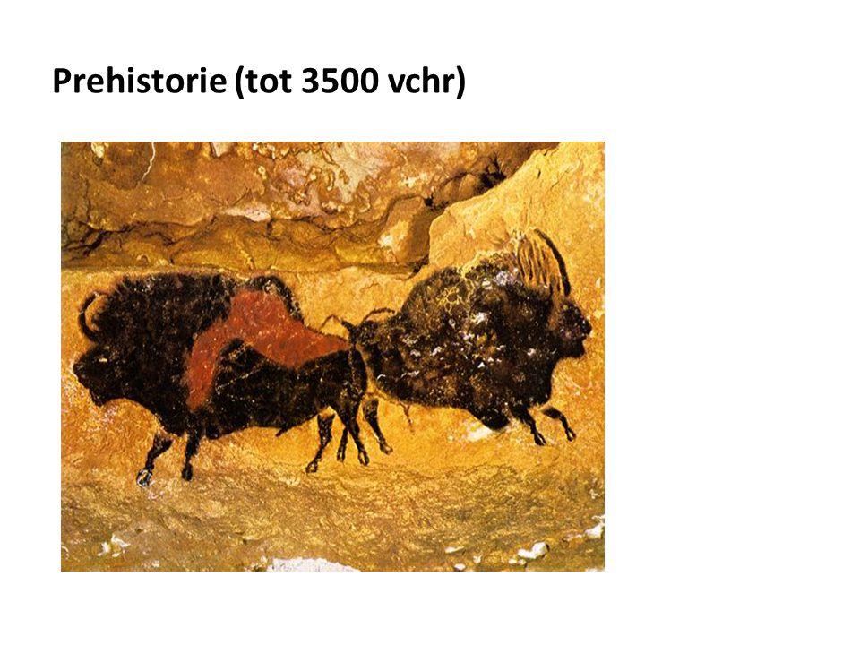 Prehistorie (tot 3500 vchr)