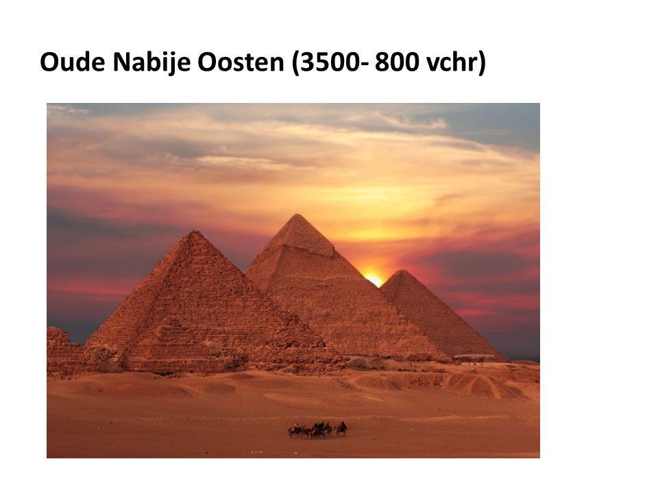 Oude Nabije Oosten (3500- 800 vchr)
