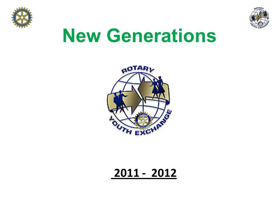 Inhoud •Missie van de commissie New Generations •Lijst der Programma's •Het Comité •De Certificatie •Overzicht Hoofdprogramma's : SEP, HEP, STEP, NGE, RYLA