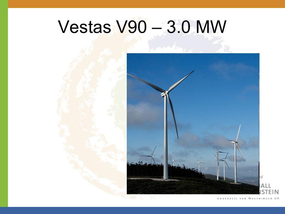 Vestas V90 – 3.0 MW