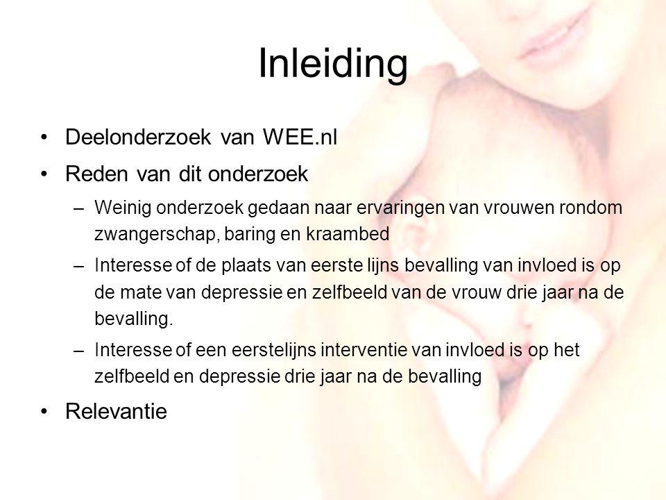24 Aanbevelingen (3) Vooralsnog geen reden om het eerstelijns beleid ten aanzien van plaats van bevalling en het toepassen van eerstelijns medische interventies aan te passen