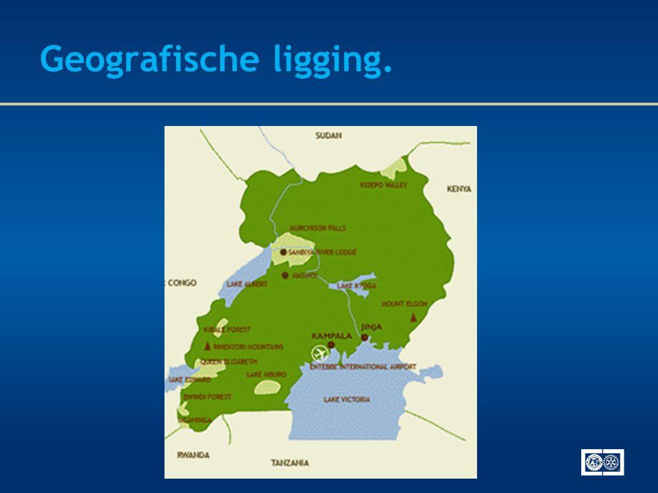 Geografische ligging.