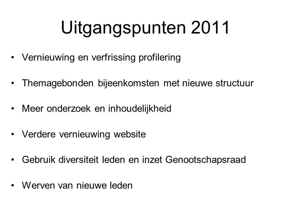 Website •Insteek: –Website is halen en brengen van informatie door leden.
