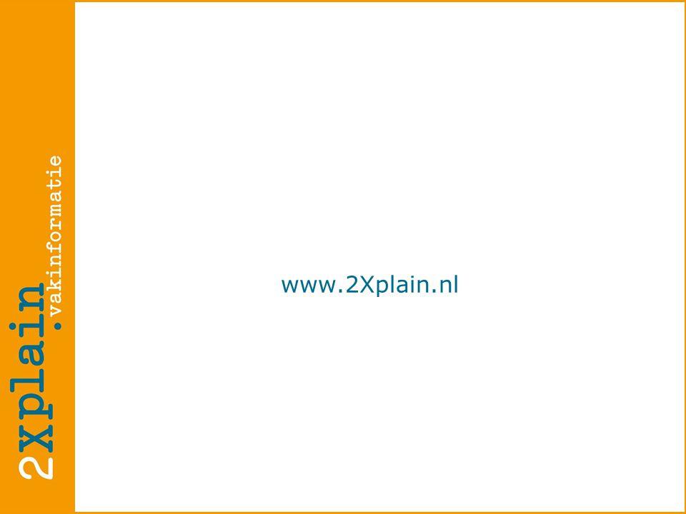 www.2Xplain.nl