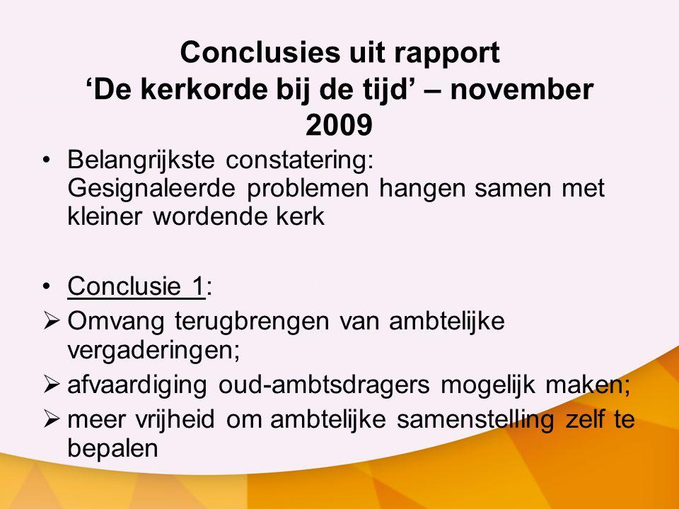 Samenstelling ambtelijke vergaderingen (3) 18.Verkiezing van moderamen CV op 1 e vergadering van kalenderjaar geschiedt o.l.v.