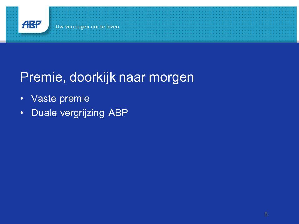 29 Er is meer !! •Fiscaal •Sociale Zekerheid •CAO's •Organisatie •Tot 2015 invoering regelgeving