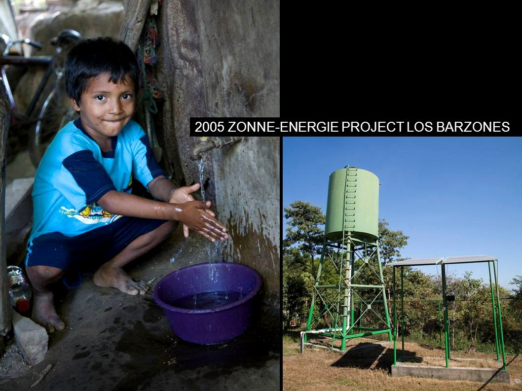 2005 ZONNE-ENERGIE PROJECT LOS BARZONES