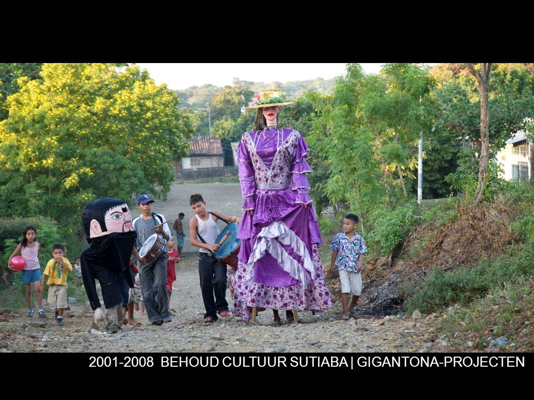 2001-2008BEHOUD CULTUUR SUTIABA | GIGANTONA-PROJECTEN