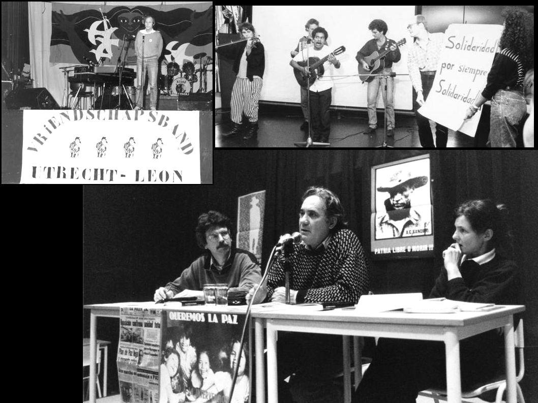 VANAF 1998ONDERSTEUNING HOMO-EMANCIPATIE