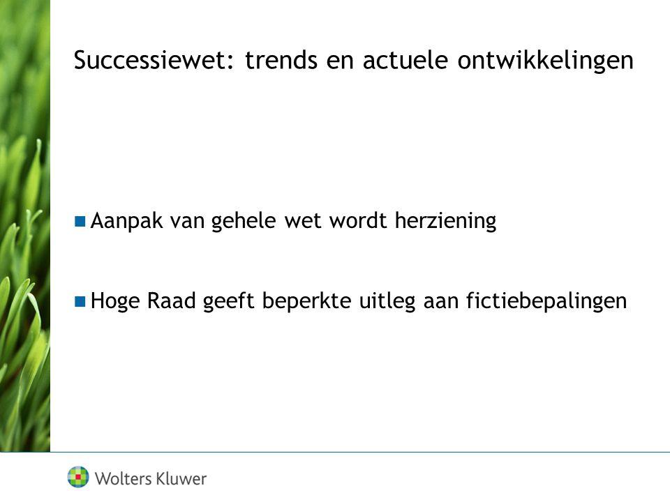 Successiewet mr. A.P.M. van Rijn 2 december 2008 Figi Zeist