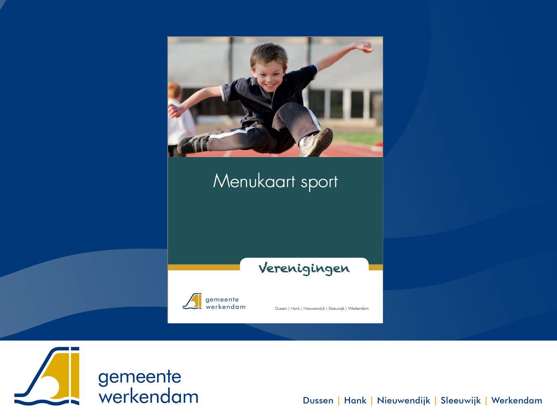 ondersteuning Samenwerken Per aanvraag 10.000-150.000 euro subsidie •Opstartkosten· •Continuïteit en borging •Lokale sport en beweegaanbieders www.sportindebuurt.nl