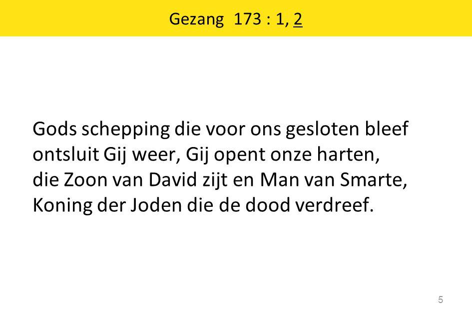 16 24 Henoch leefde in nauwe verbondenheid met God; aan zijn leven kwam een einde doordat God hem wegnam.