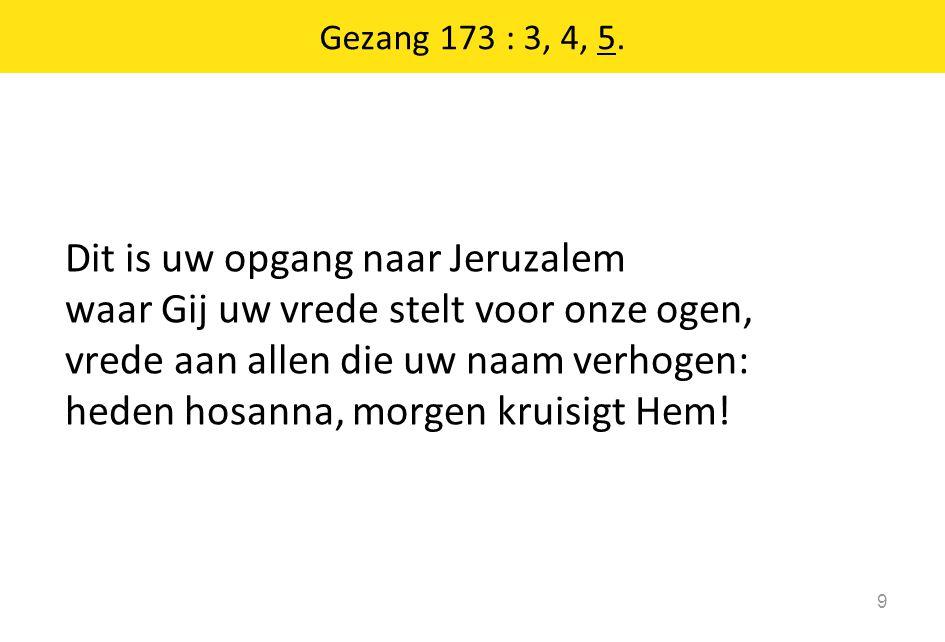 Psalm 25 : 2, 4, 6 20 God is goed, Hij is waarachtig en gaat zijn getrouwen voor, brengt, aan zijn verbond gedachtig, zondaars in het rechte spoor.