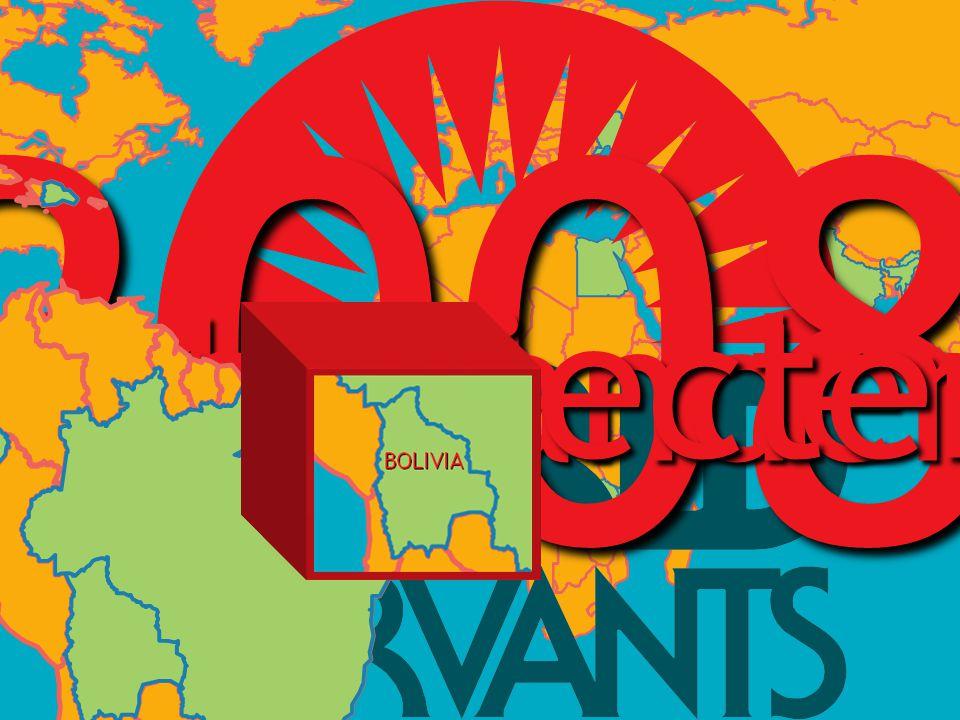 2008 in 13 landen 33 projecten
