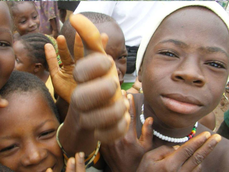 Sierra Leone SL108 Grafton Camp School Woord en Daad Sinds 2007 2 projecten