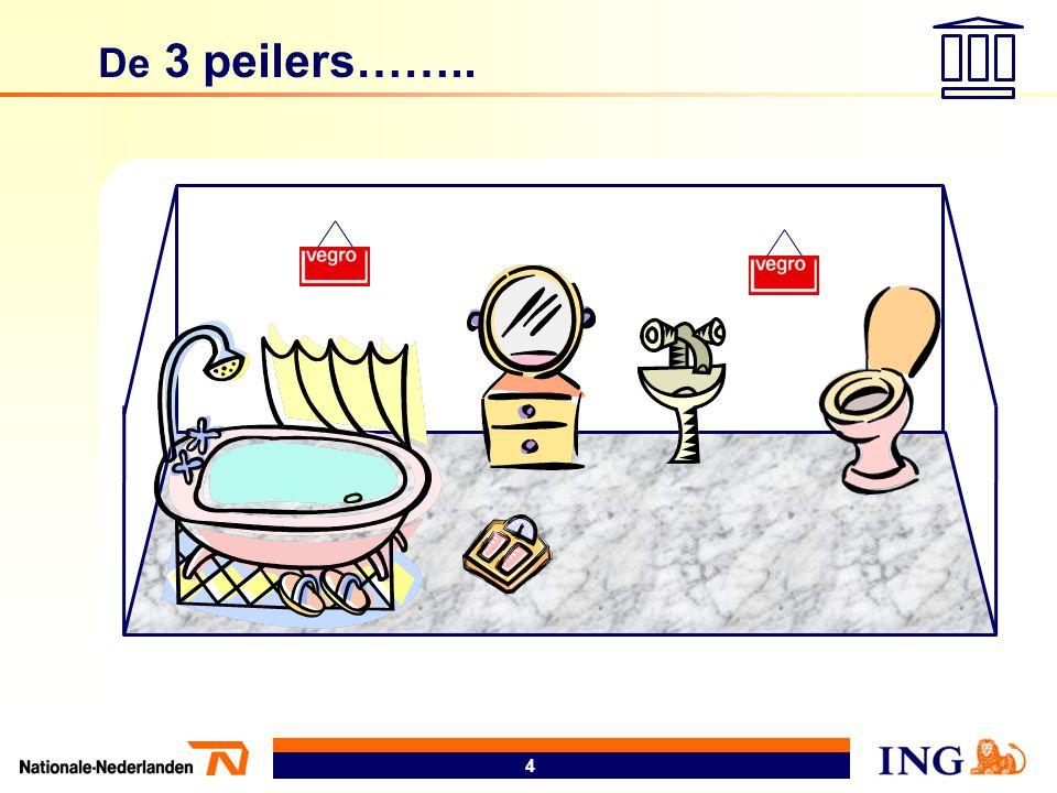 De 3 peilers…….. 4
