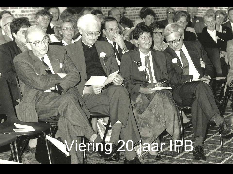 Viering 20 jaar IPB