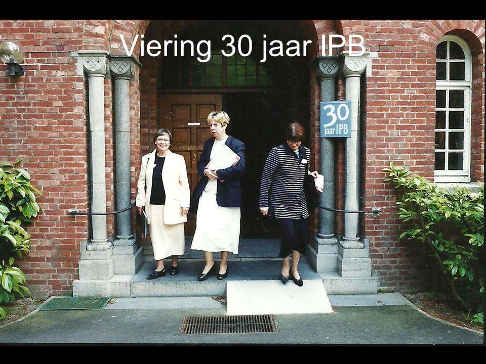 Viering 30 jaar IPB