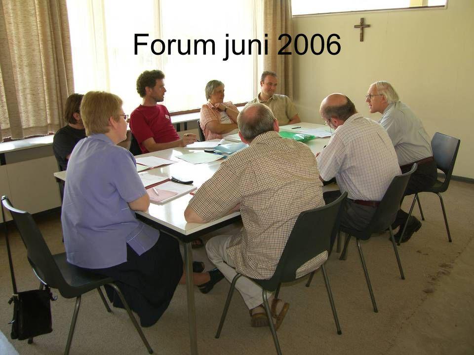 Forum juni 2006