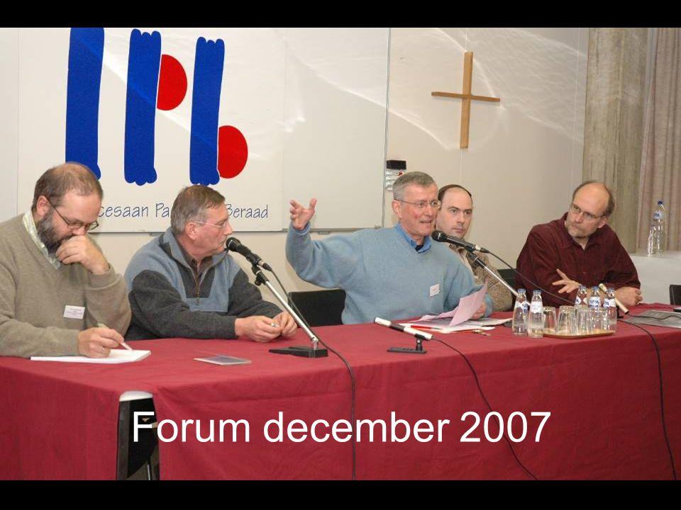 Forum december 2007