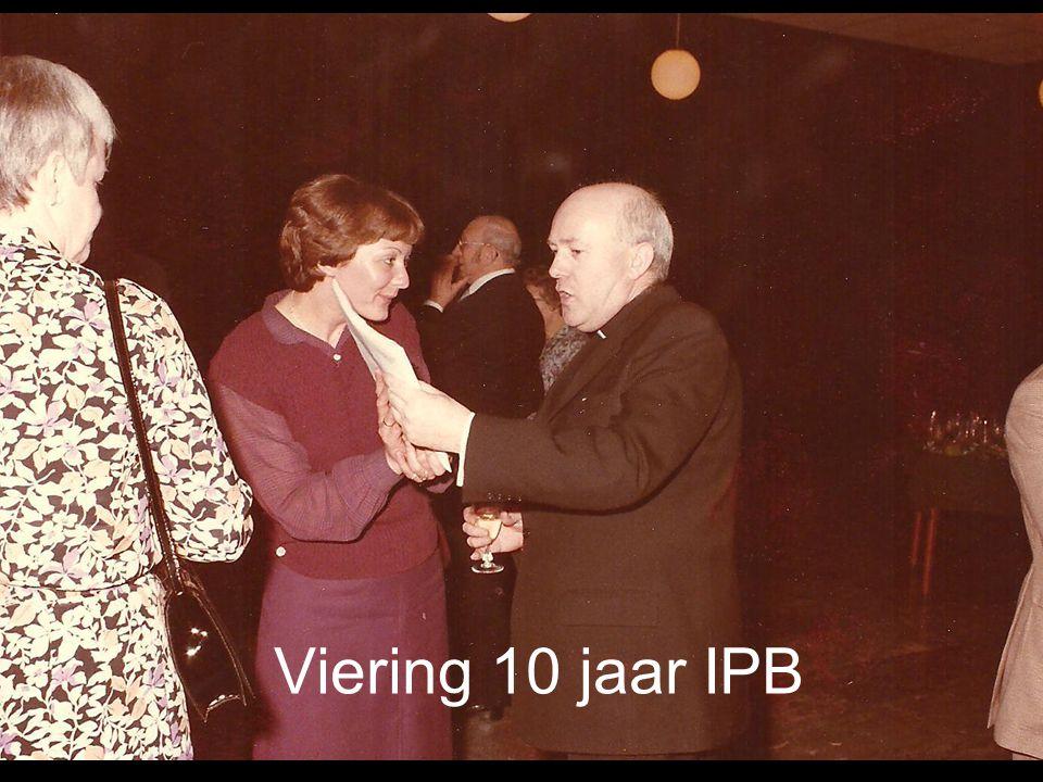 Viering 10 jaar IPB