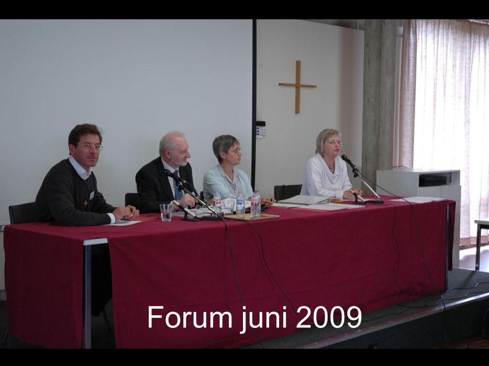Forum juni 2009