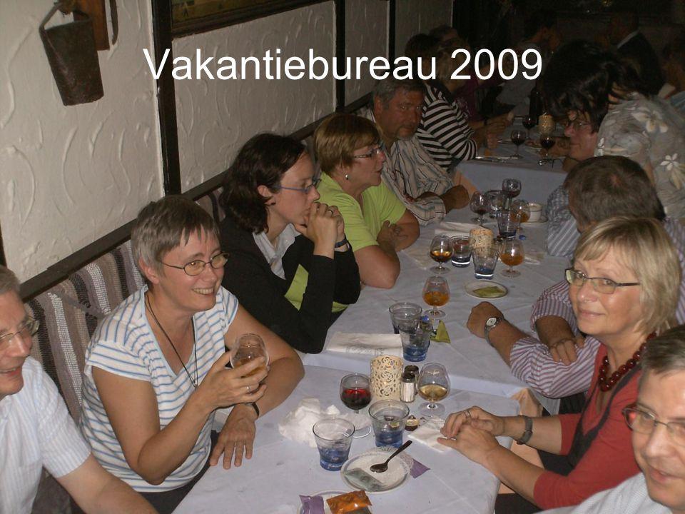 Vakantiebureau 2009