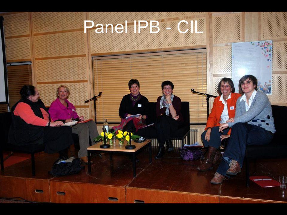 Panel IPB - CIL