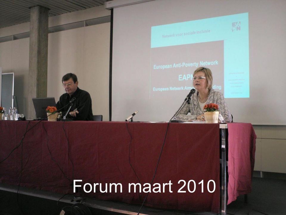 Forum maart 2010