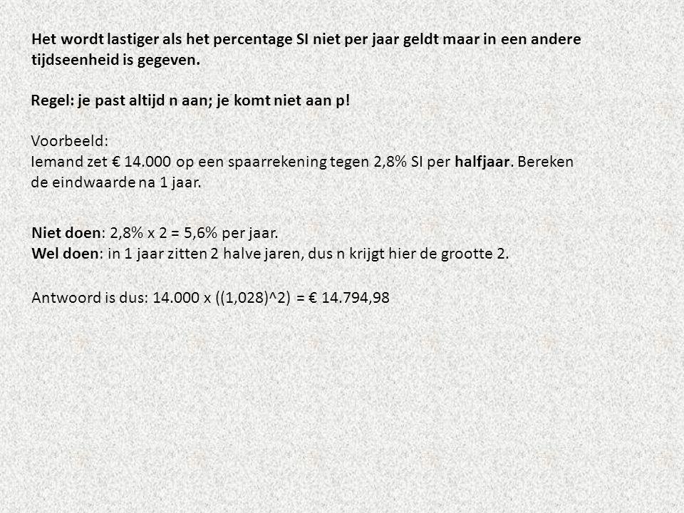 § 15.4: Gelijkwaardige interestpercentages.