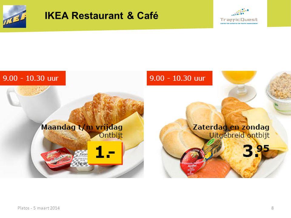 IKEA Restaurant & Café Platos - 5 maart 20148