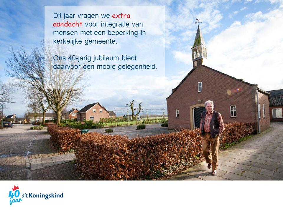 We willen gemeenten stimuleren de veelkleurigheid van hun gemeenteleden te zien en recht te doen.