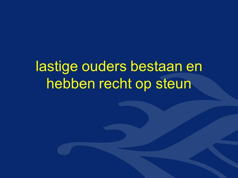 Uitgangspunten •Eigen mogelijkheden ouders centraal •Gebaseerd op Individuele Rehabilitatie Benadering (IRB) •Gemiddeld 1 jaar 1 uur per week/14 dagen •Hulpverleners op MBO, HBO- universitair niveau Lectoraat Rehabilitatie Groningen