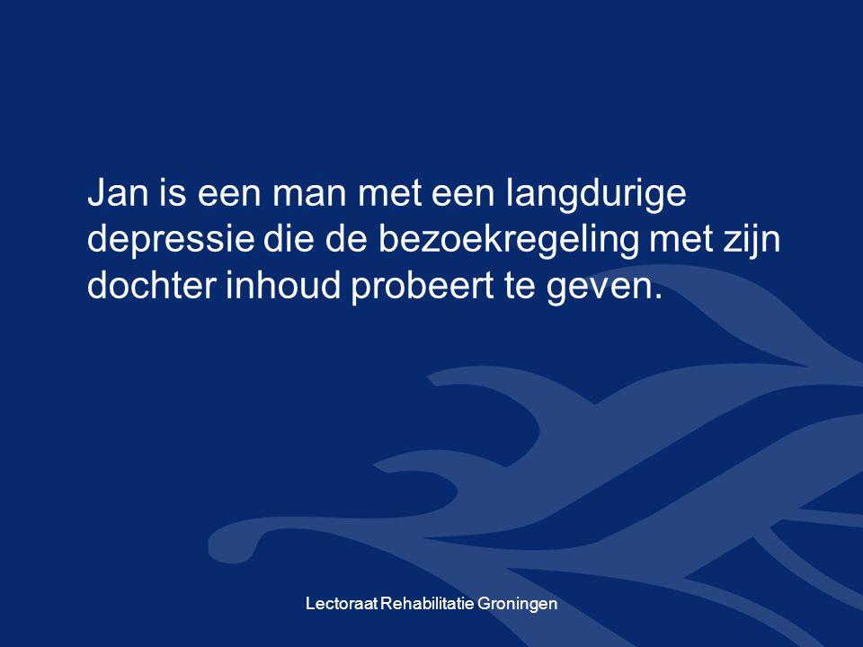 Lectoraat Rehabilitatie Groningen Karin is af en toe psychotisch.