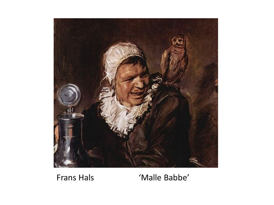 Frans Hals 'Malle Babbe'