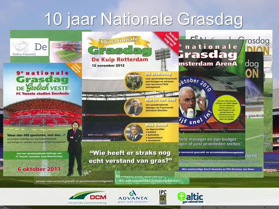 10 jaar Nationale Grasdag