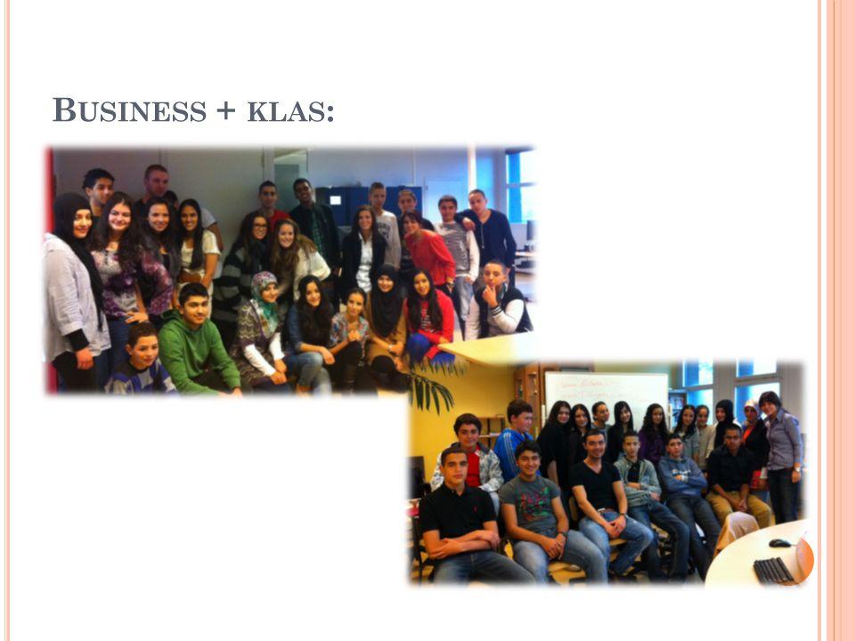 B USINESS + KLAS :