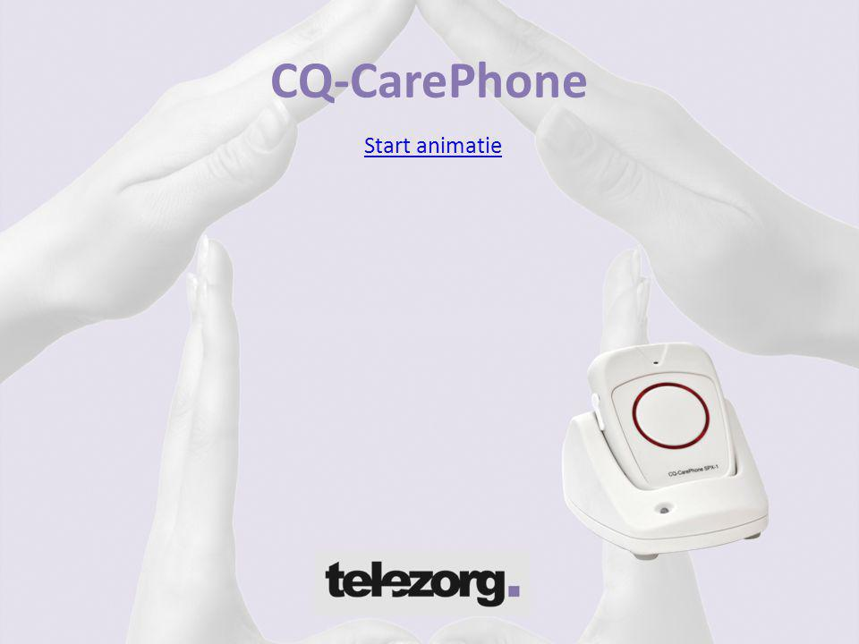 CQ-CarePhone Start animatie