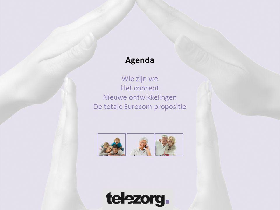 Agenda Wie zijn we Het concept Nieuwe ontwikkelingen De totale Eurocom propositie