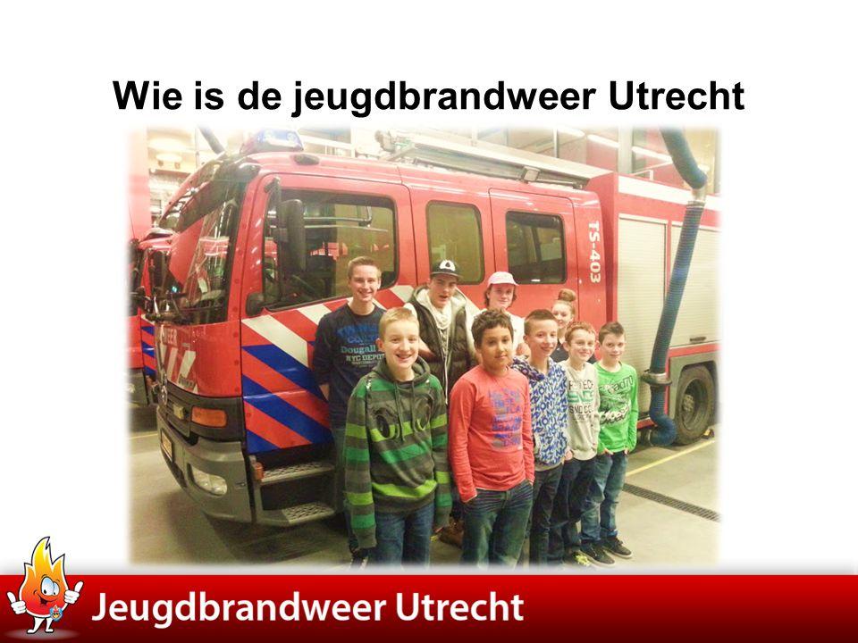 Wie is de jeugdbrandweer Utrecht
