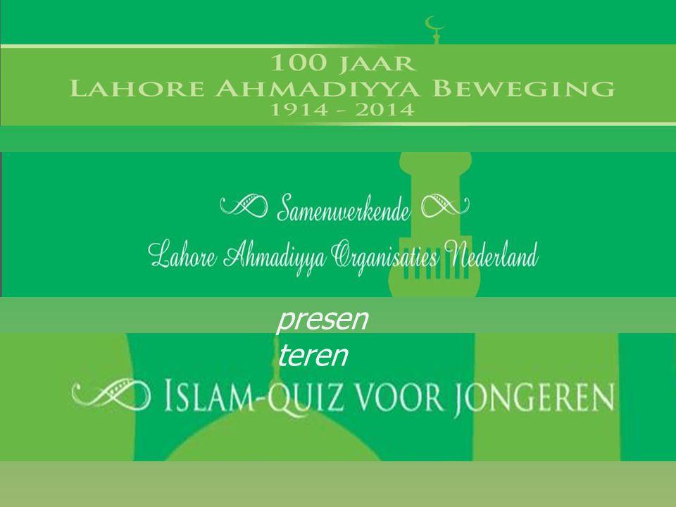 5. Hoe heet het dertigste deel van de Koran?