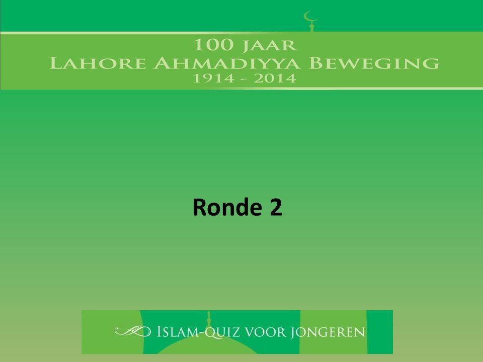 Ronde 2