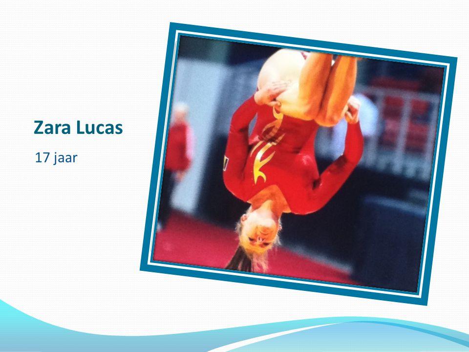 Zara Lucas 17 jaar
