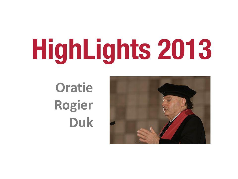 Oratie Rogier Duk