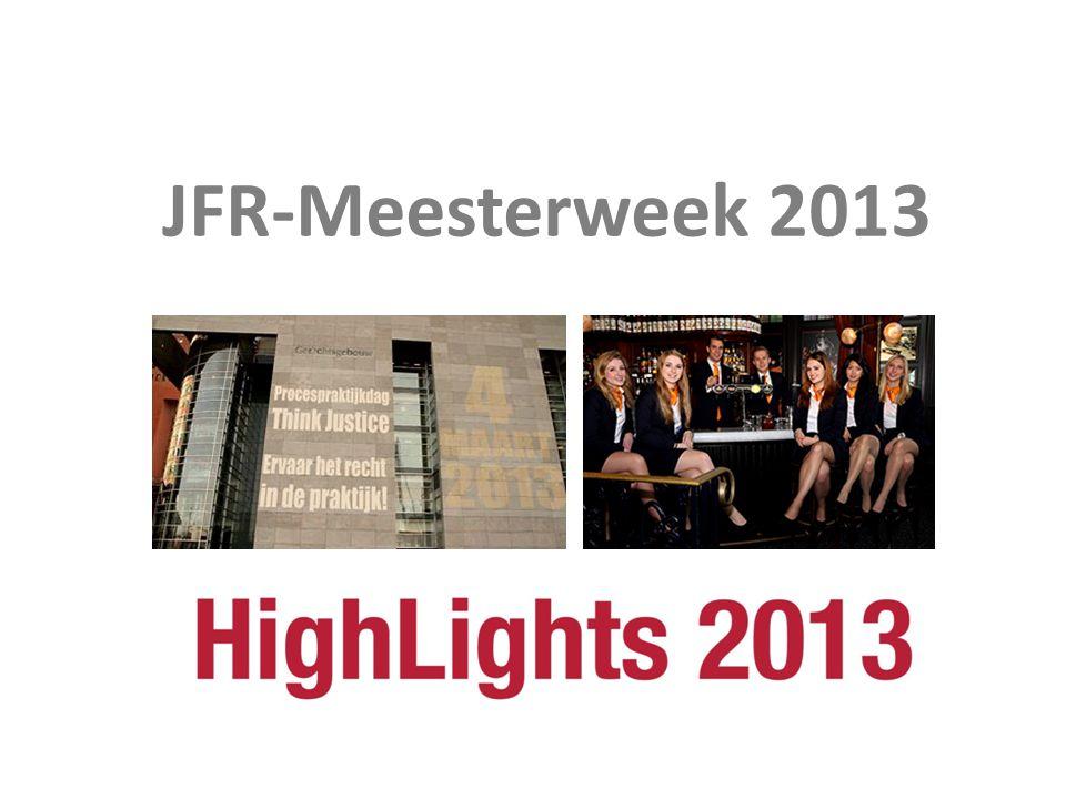 JFR-Meesterweek 2013