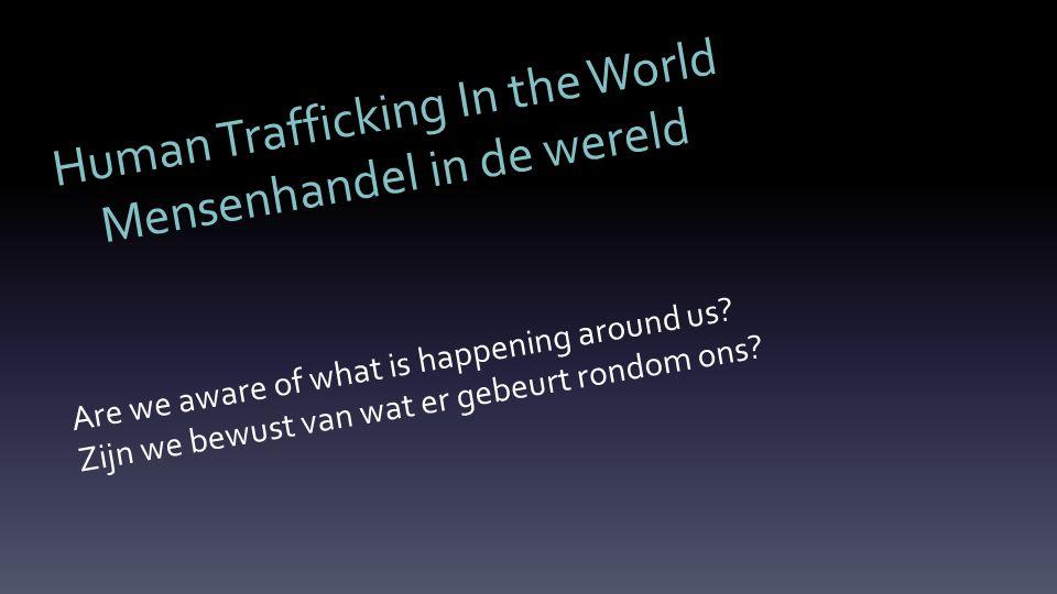 Some Numbers of the Trafficking Trade Enkele Nummers betreft de handels industrie.