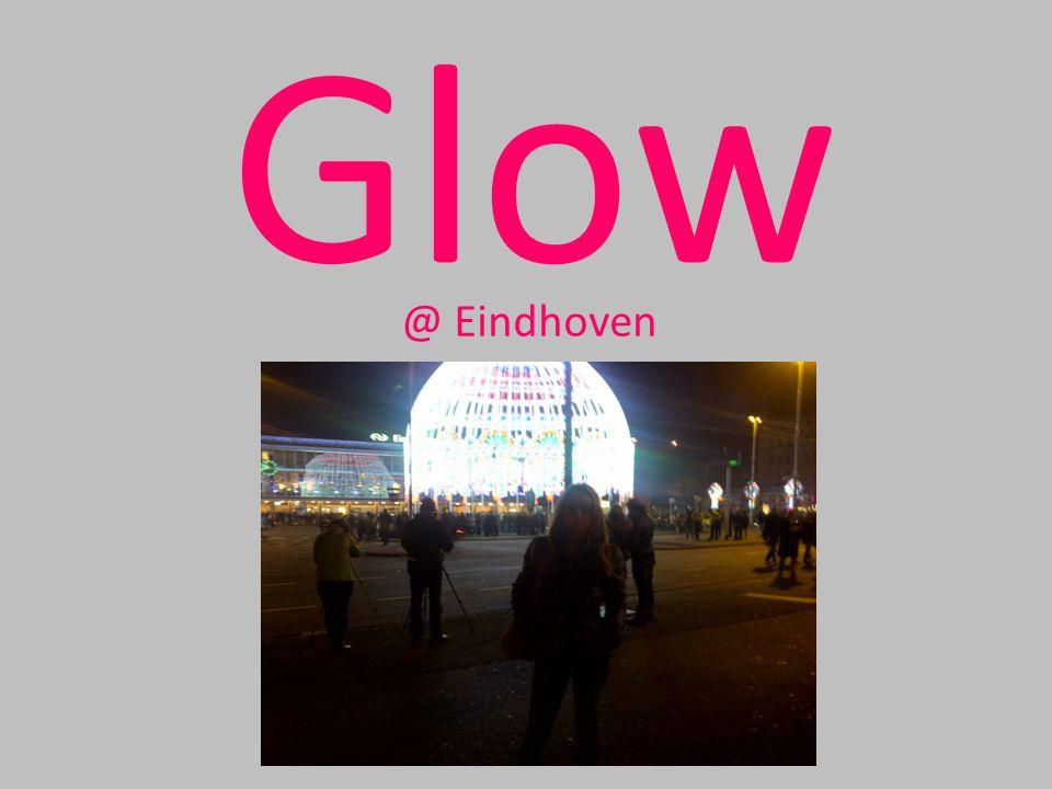 Glow is een festival in Eindhoven dat in het teken staat van licht.