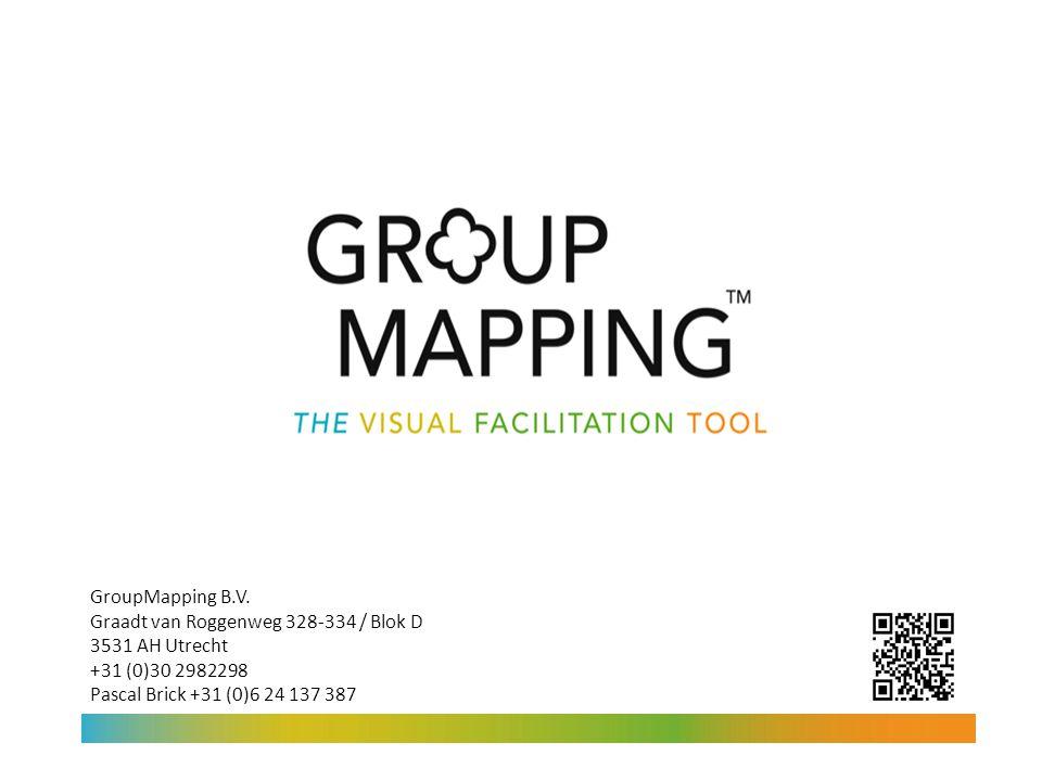 qurified_message-1.jpg GroupMapping B.V. Graadt van Roggenweg 328-334 / Blok D 3531 AH Utrecht +31 (0)30 2982298 Pascal Brick +31 (0)6 24 137 387